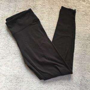 Athleta Black Full Length Legging
